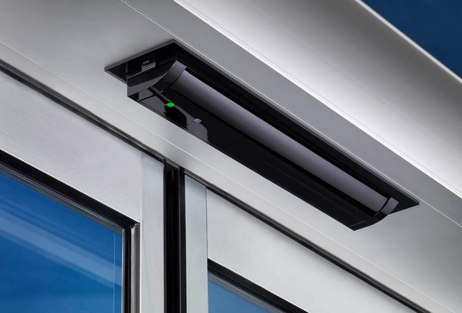 Hr ct automatic door sensor for busy environments hotron