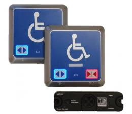 ClearGuard Wireless Disabled Toilet Door Access Control