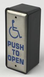 JO1JO Jamb Style Push Pad